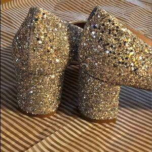 Kate Spade Dolores Glitter Pumsps